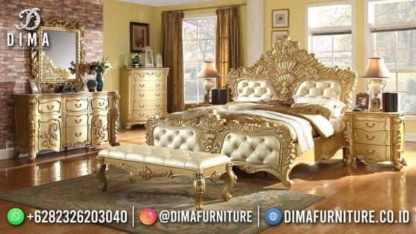 Harga Tempat Tidur Mewah Terbaru Excellent Duco Color Best Seller 2021 ST-1541