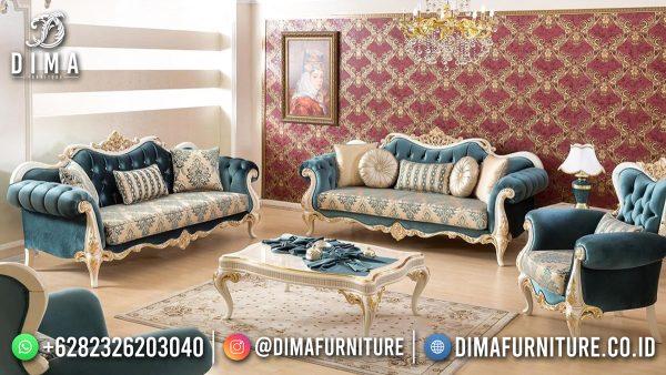Jual Sofa Tamu Mewah Best Seller 2021 Furniture Jepara ST-1504