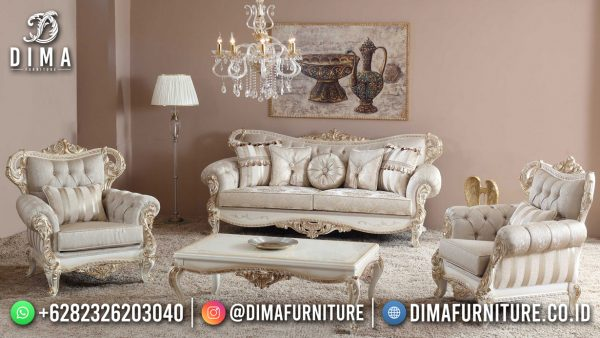 Sofa Tamu Mewah Jepara Excellent Duco Color Best Sale This Year ST-1500