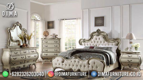 Tempat Tidur Mewah Luxury Golden Duco Color Elegant Design Interior ST-1547