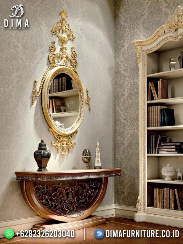 Beauty Design Classy Meja Konsul Mewah Terbaru Furniture Jepara ST-1586