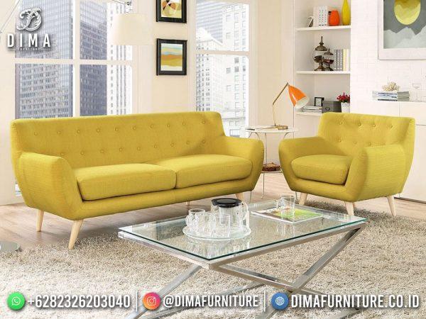 Desain Sofa Minimalis Terbaru Jepara 100% High Quality ST-1579