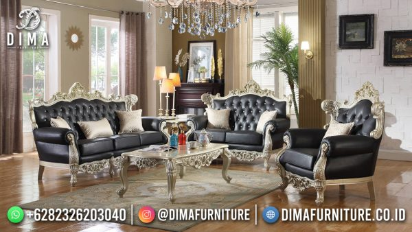 Ide Desain Sofa Terbaru Jepara Classy Best Product ST-1594