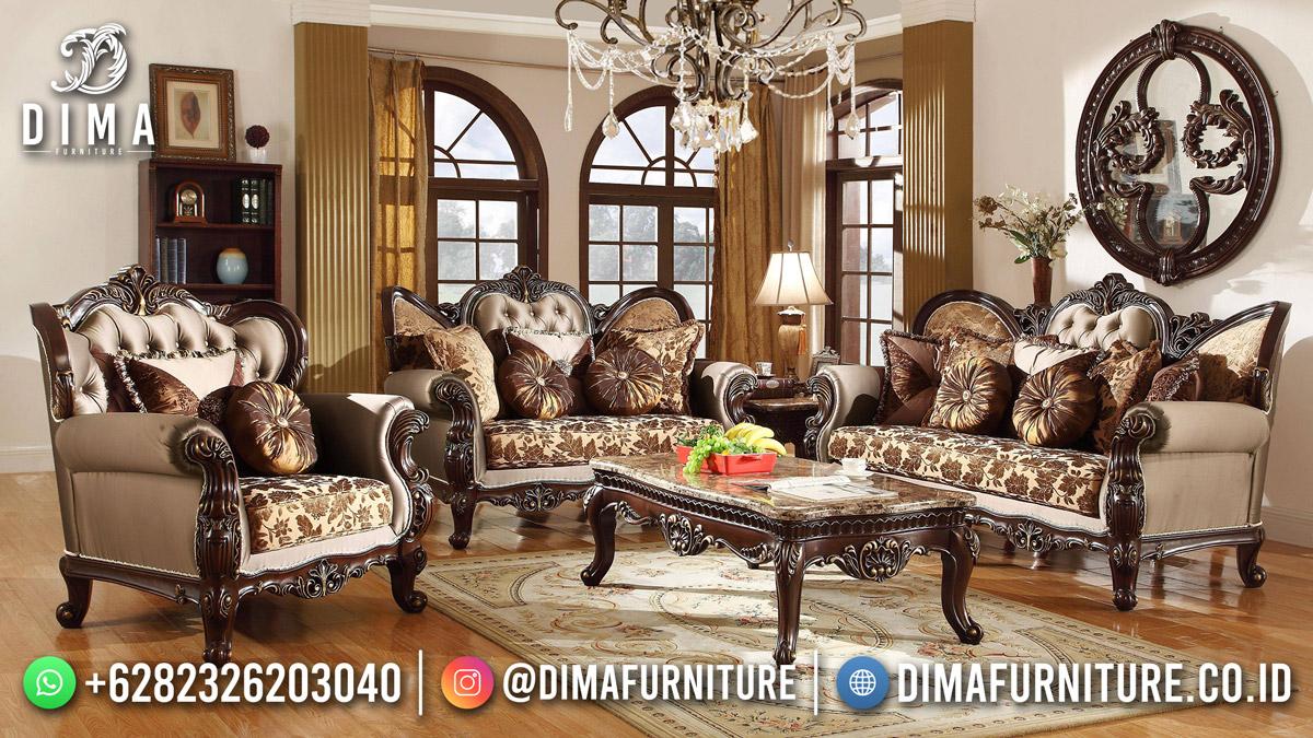 Model Sofa Tamu Terbaru Elegant Design High Quality ST-1592