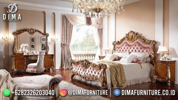 Classic Luxury Kamar Set Terbaru Jati Mewah Kota Jepara ST-1637