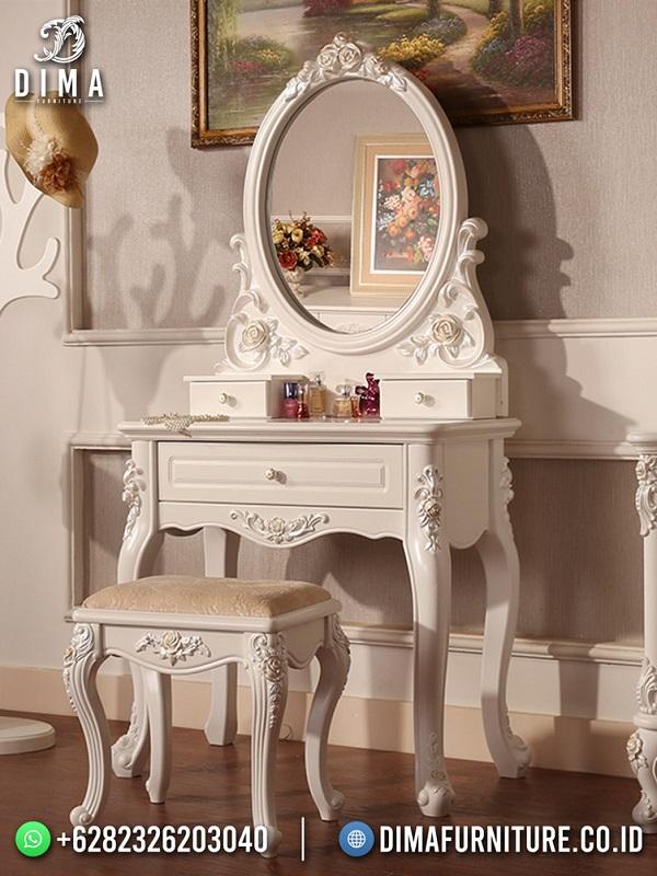 Flash Sale Meja Rias Minimalis Classic Drawer Style Art Deco Mebel Jepara ST-1631