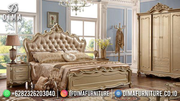 Shinning Duco Dipan Kamar Set Mewah Terbaru Best Furniture ST-1634