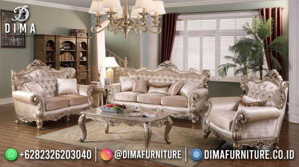 Charming Desain Kursi Sofa Jepara Terbaru Furniture Shabby ST-1651